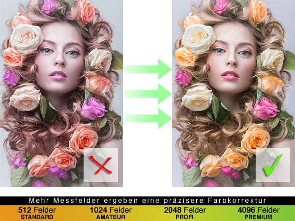 Farbstich beim Fotodruck entfernen